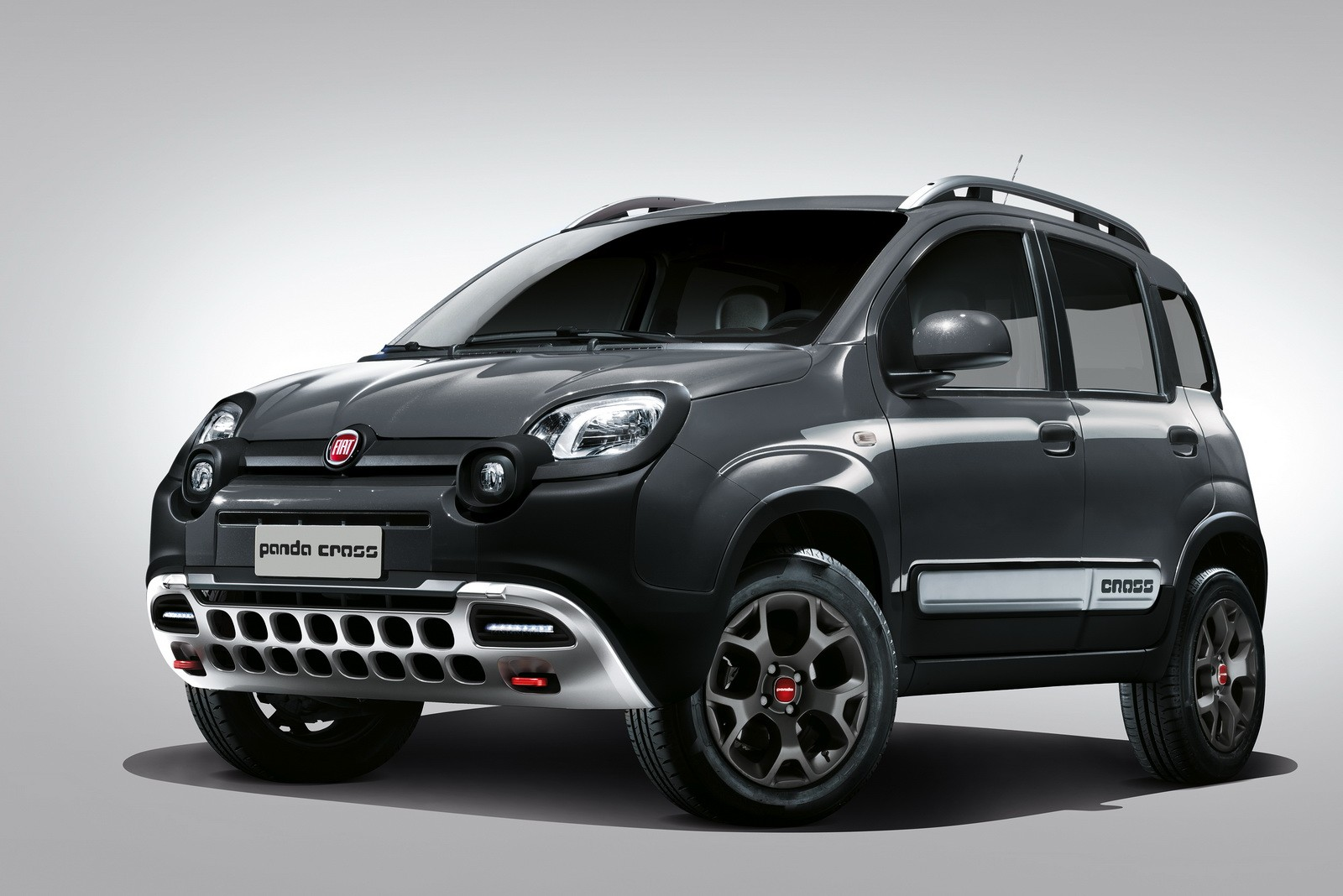 2017 fiat panda gets small updates and uconnect. Black Bedroom Furniture Sets. Home Design Ideas