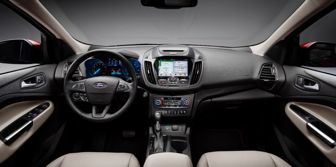 2020 Ford Escape Bows in Los Angeles - autoevolution