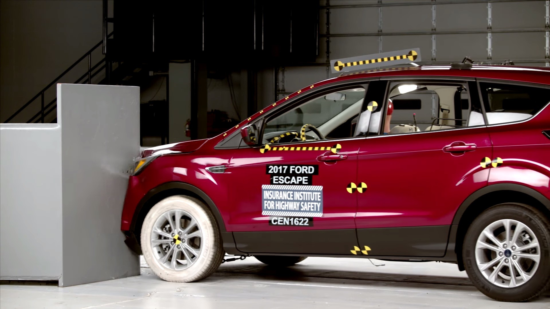 Ford Escape Crash Test