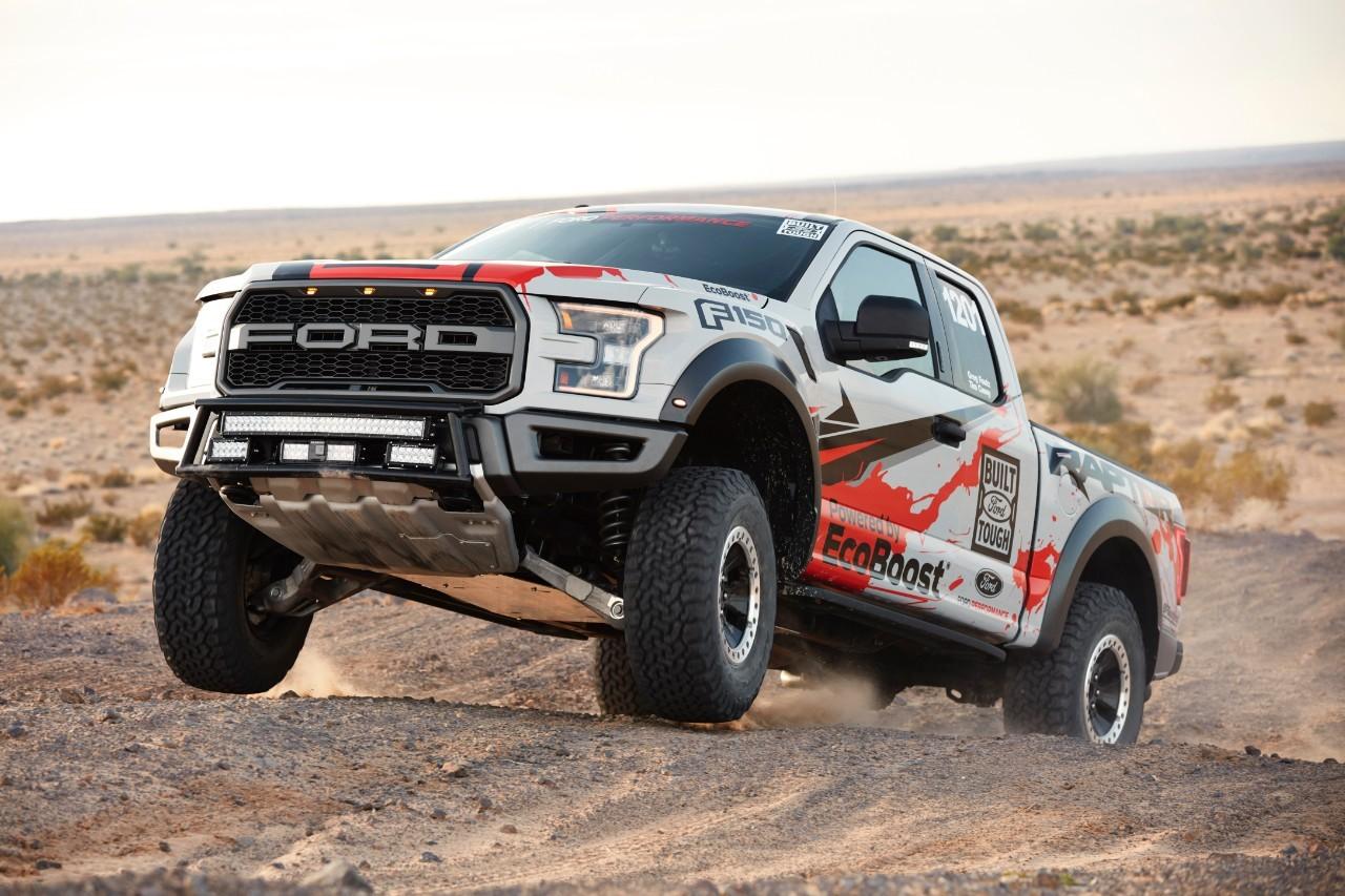 2017 ford f 150 raptor race truck