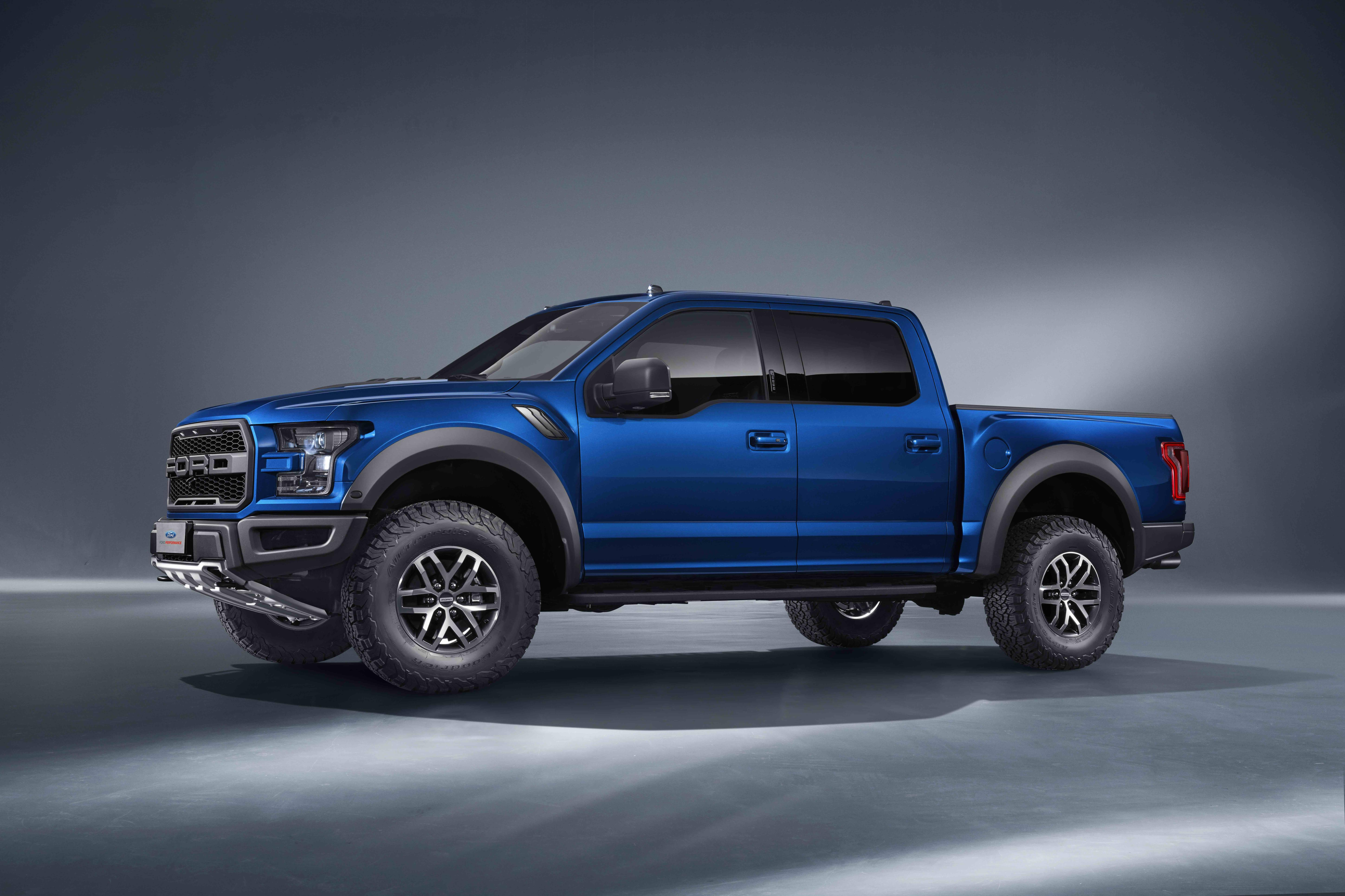 2017 Ford F 150 Raptor Supercrew China Model