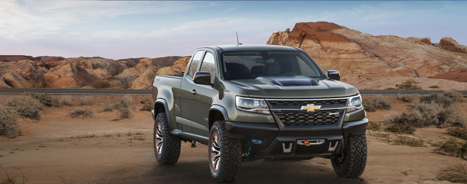 2017 Ford F-150 Raptor Won't Have a Direct Competitor From