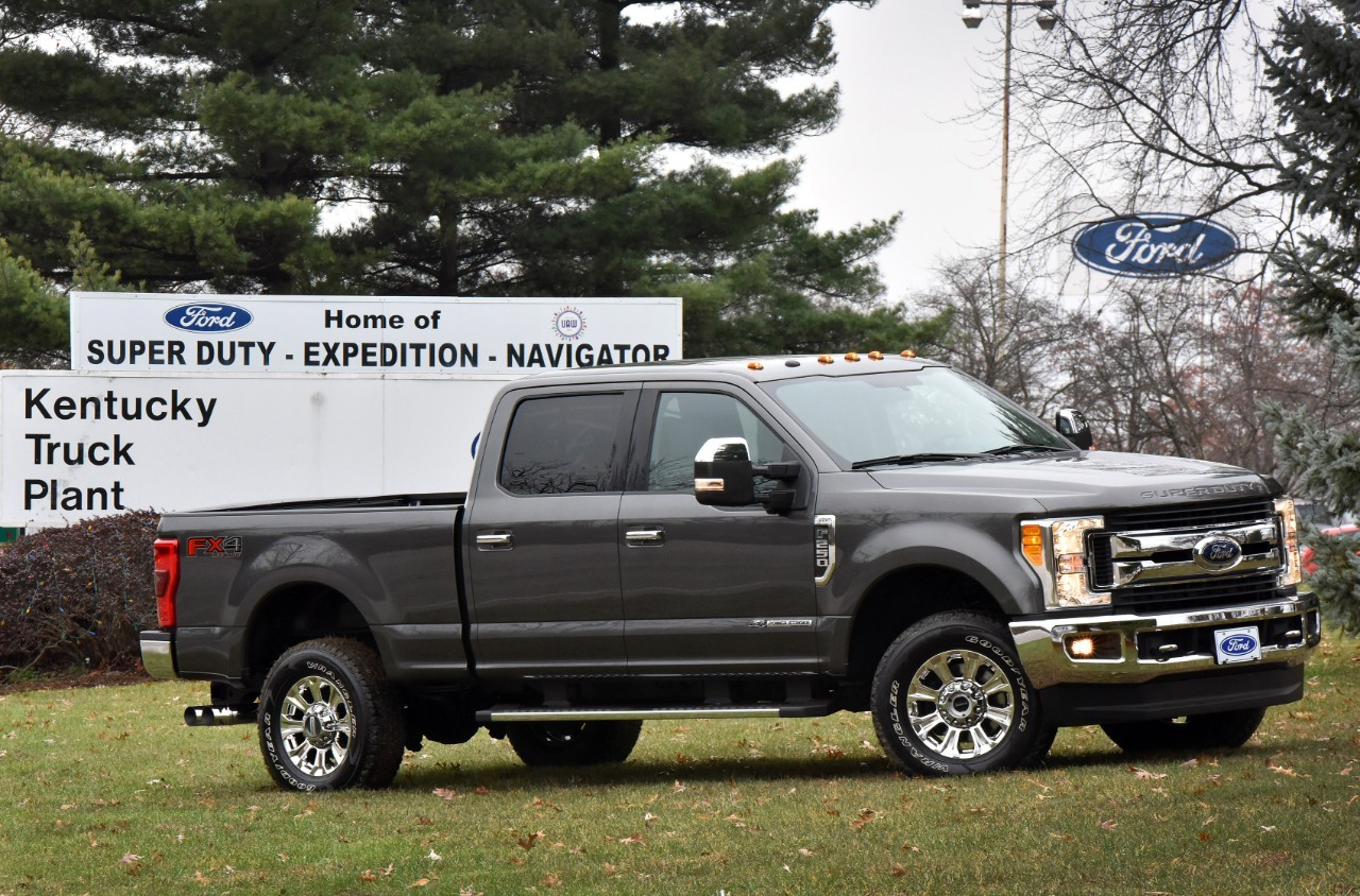 2017 Ford F-Series Super Duty Brings $1.3 Billion Investment to the ...
