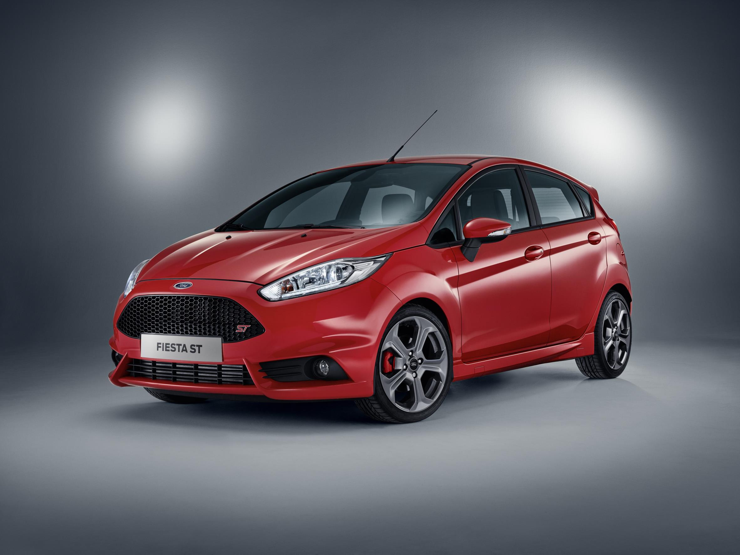 2017 ford fiesta st five door introduced in europe autoevolution. Black Bedroom Furniture Sets. Home Design Ideas