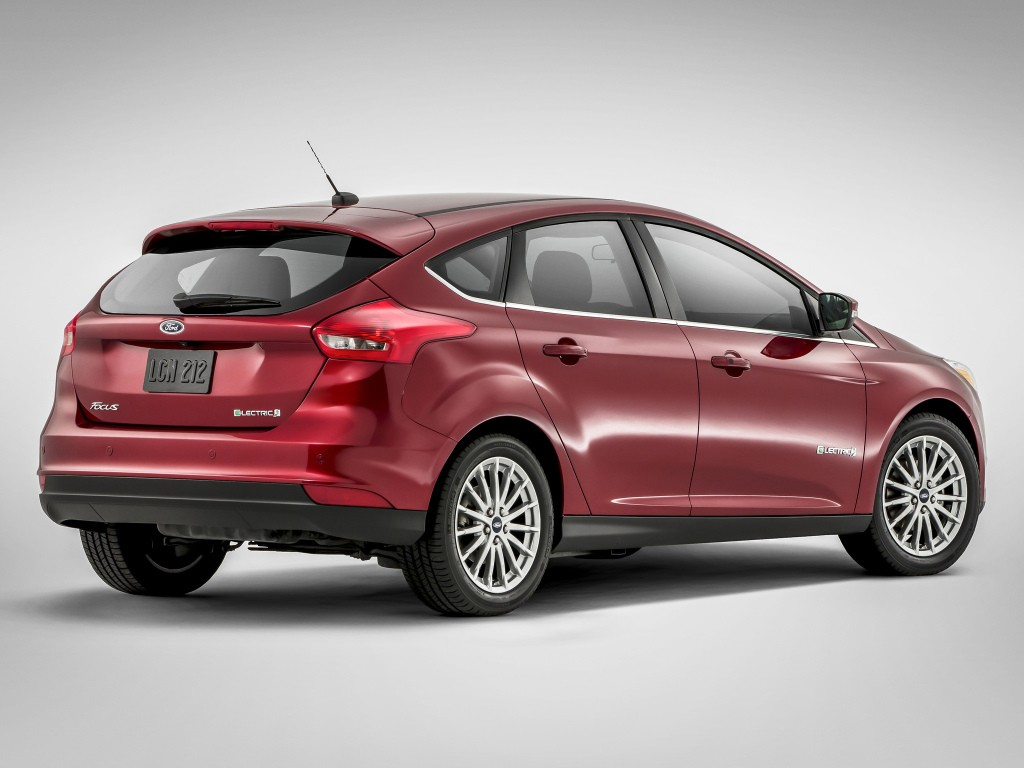 2017 ford focus electric to get 33 5 kwh battery 110 mile. Black Bedroom Furniture Sets. Home Design Ideas