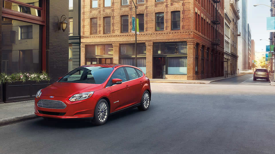 2017 ford focus electric range confirmed at 115 miles thanks to 33 5. Cars Review. Best American Auto & Cars Review