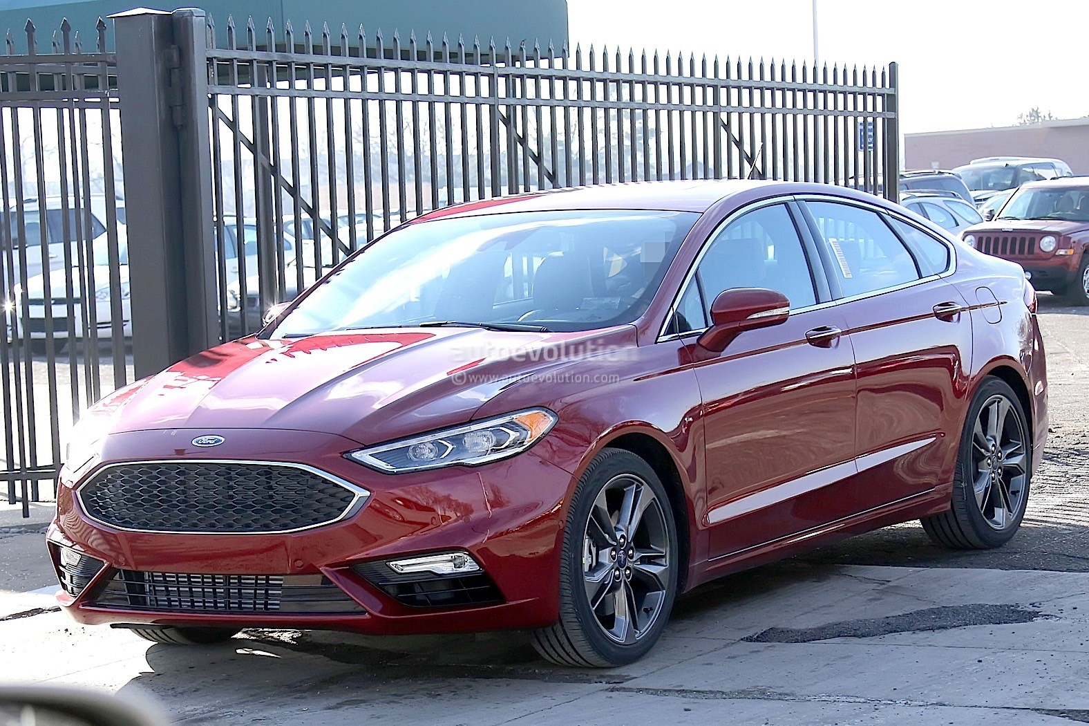 2017 ford fusion 2017 ford fusion