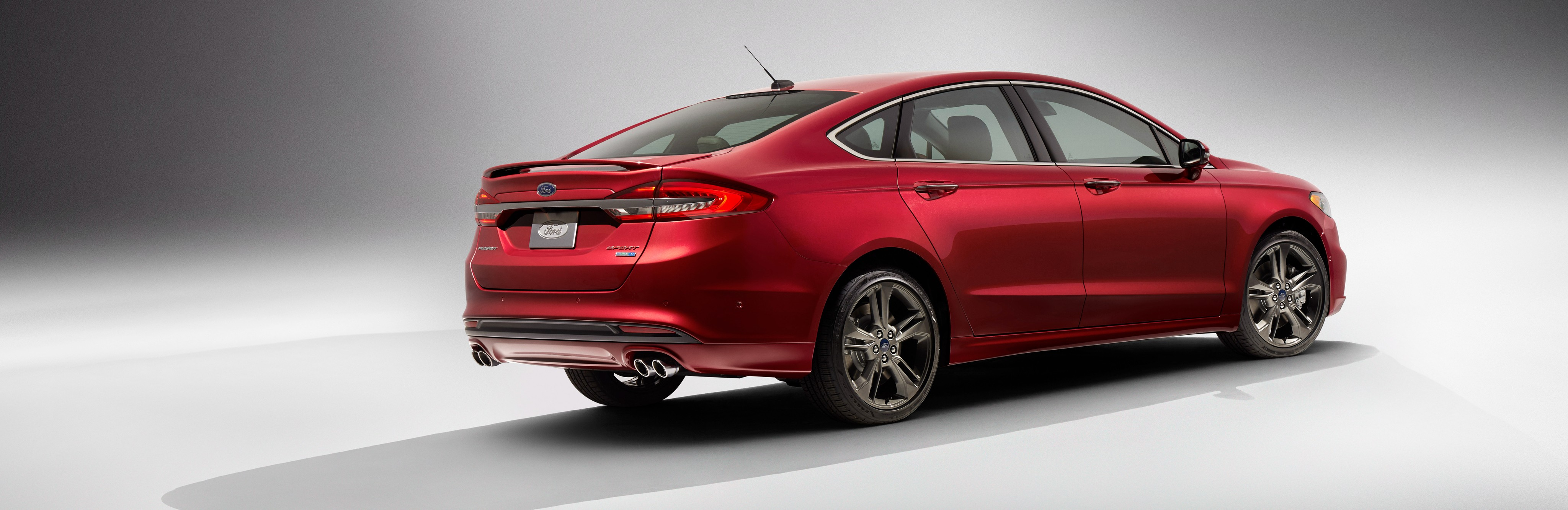 2017 ford fusion sport arrives at dealers in august priced at 34 350 autoevolution. Black Bedroom Furniture Sets. Home Design Ideas