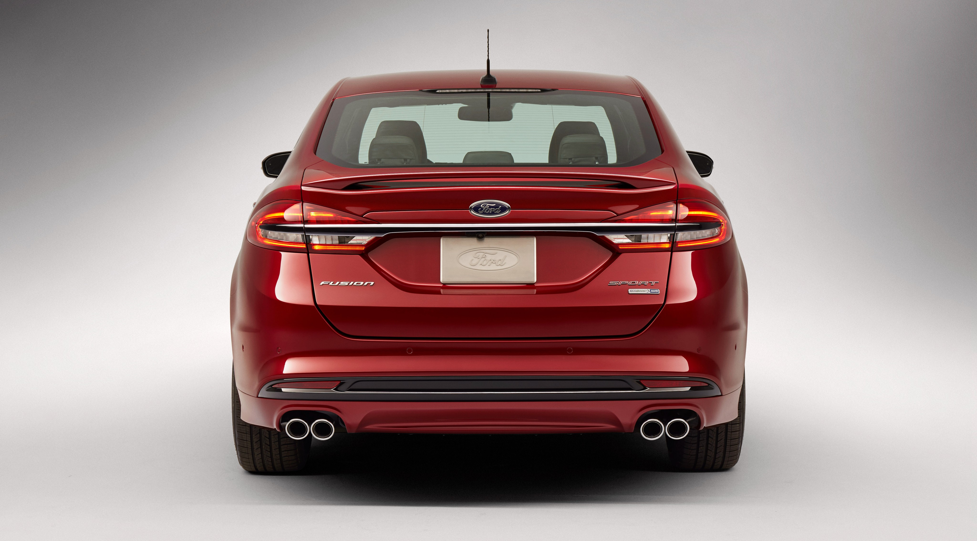 Ford Fusion 2017 Sport >> 2017 Ford Fusion Sport Arrives at Dealers in August, Priced at $34,350 - autoevolution