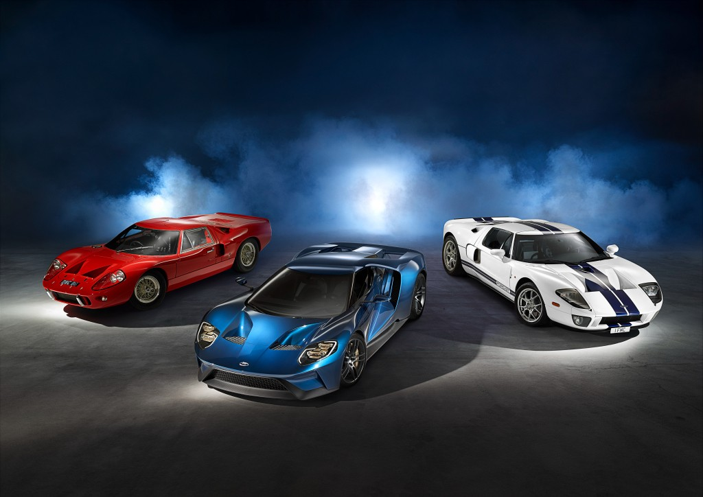The All New Ford Gt Comes With A Total Of Five Driving Modes And Two Of Those Are Meant To Be Employed In Limited Conditions One Of The Options Is Called