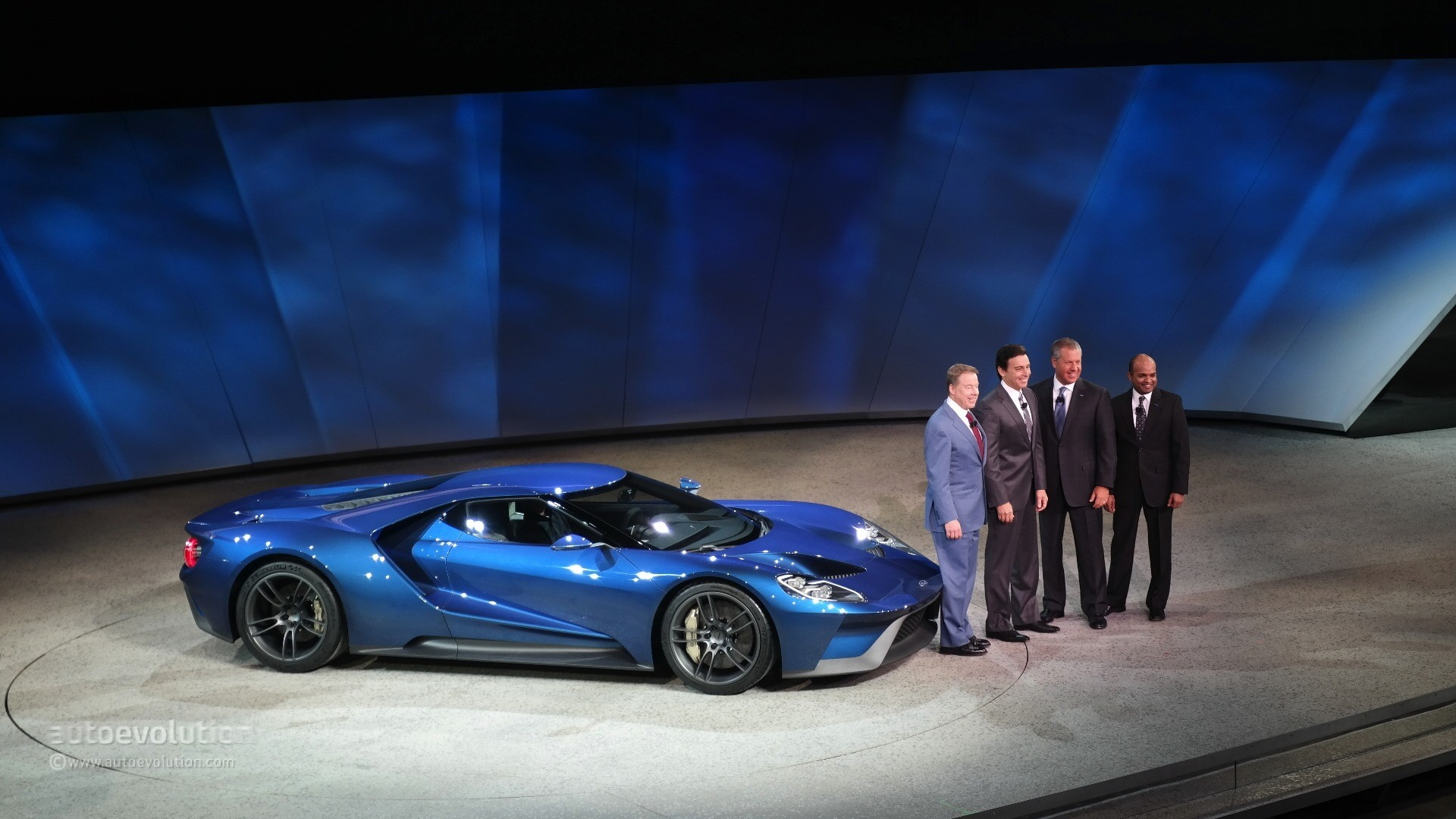 2020 Ford GT Supercar Teased in Forza Motorsport 6 Trailer ...