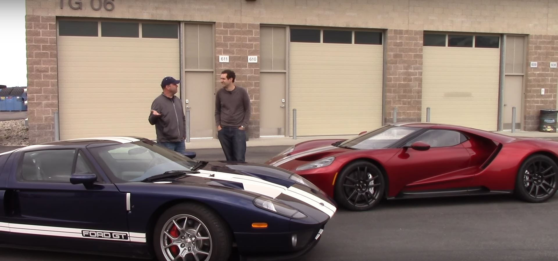 Ford Gt Is An American Supercar Evolution Comparison