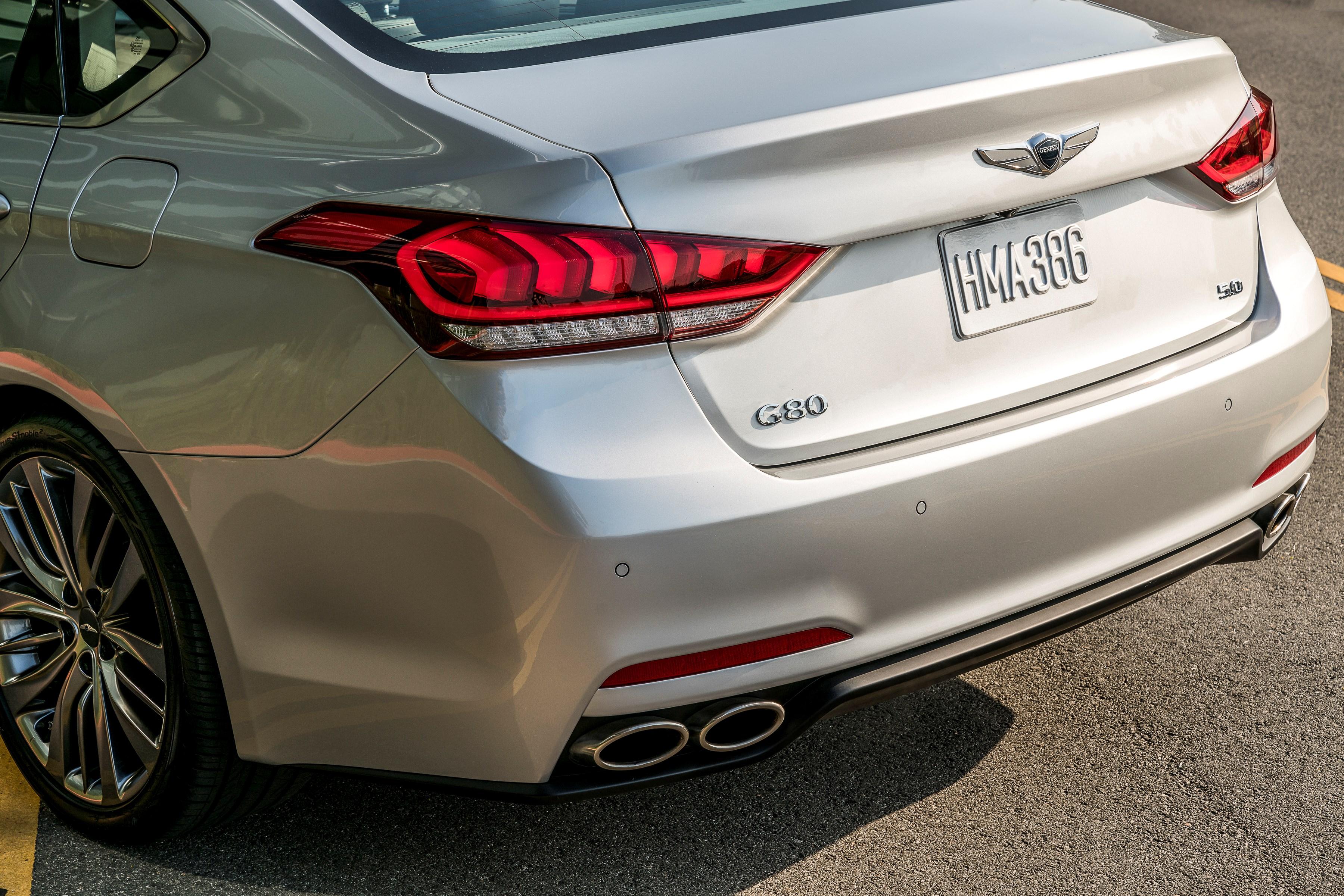 2017 Genesis G80 Price Announced For U S Market