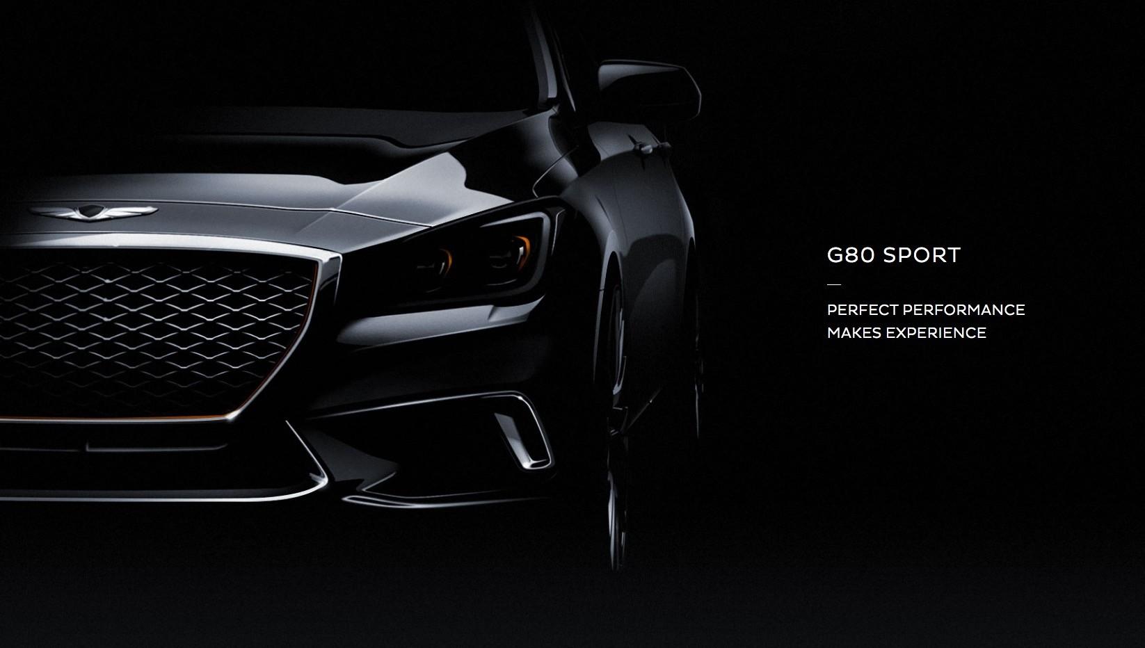 Genesis G80 (2017) 5