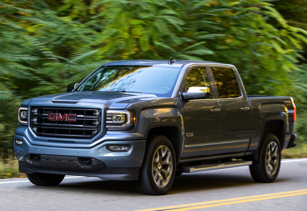 gmc sierra 1500 denali enhanced autoevolution open