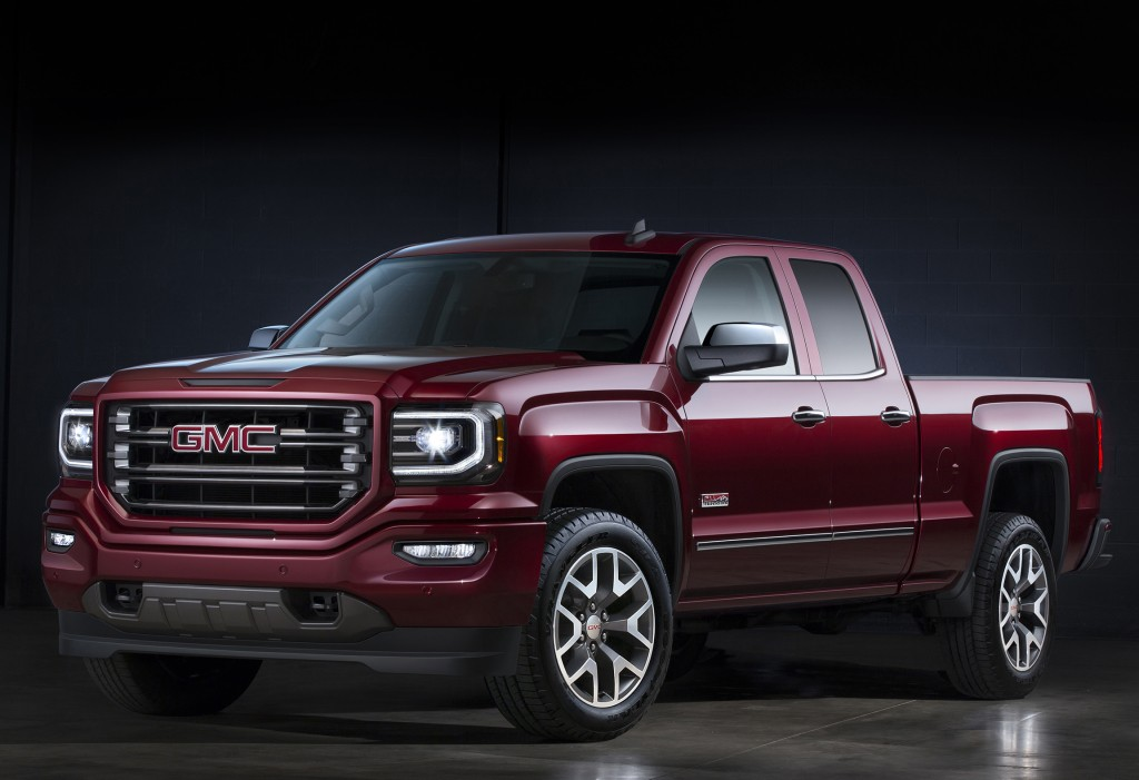 Gmc Terrain Denali >> GMC Sierra 1500 and GMC Sierra 1500 Denali Get Enhanced for the 2017 Model Year - autoevolution