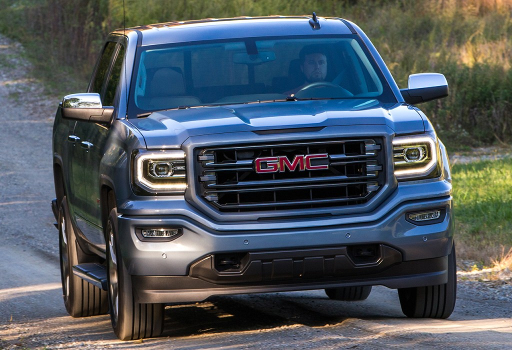 GMC Sierra 1500 and GMC Sierra 1500 Denali Get Enhanced ...