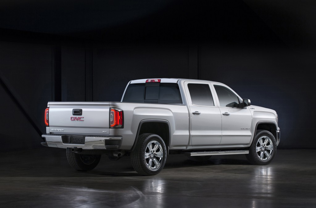 sierra gmc 1500 denali slt enhanced autoevolution redesign feature end front