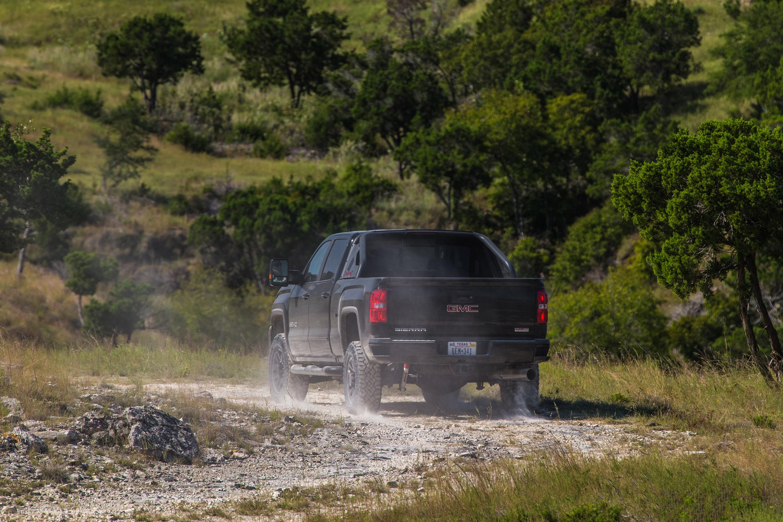 2017 gmc sierra 2500hd all terrain x reporting for off road duty   autoevolution