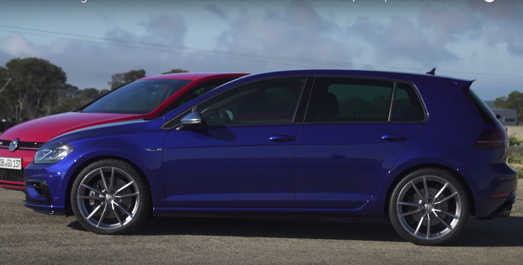 Golf R Has Surprising Acceleration Results 2017 Gti Performance Vs