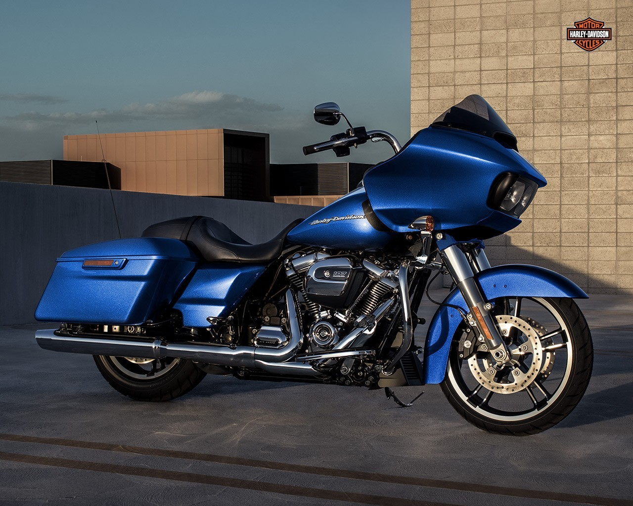 2017 Harley Davidson Touring Range Gets Updated