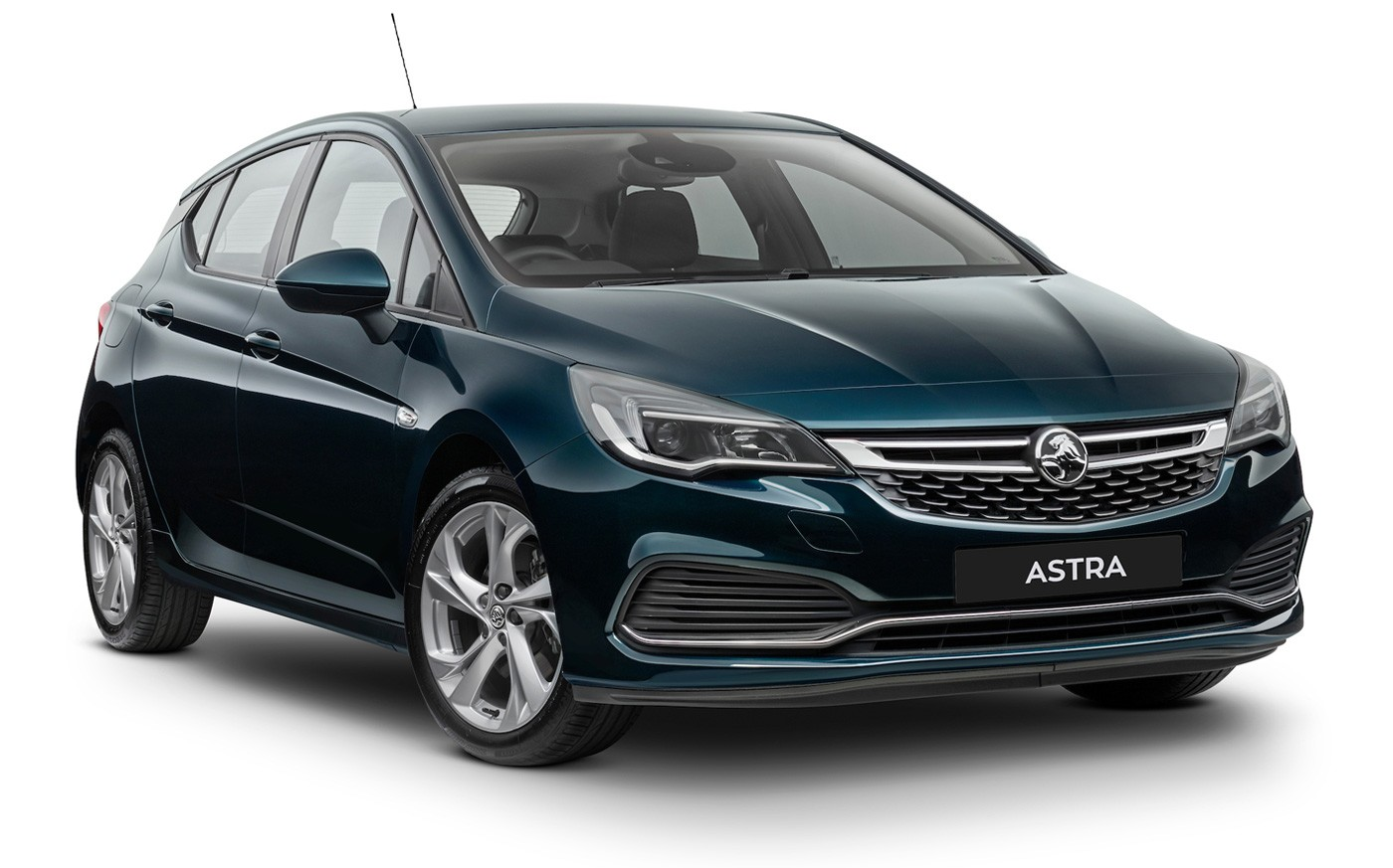 2017 Holden Astra For Australia Has Opc Line Kit And 200 Ps 1 6 Turbo