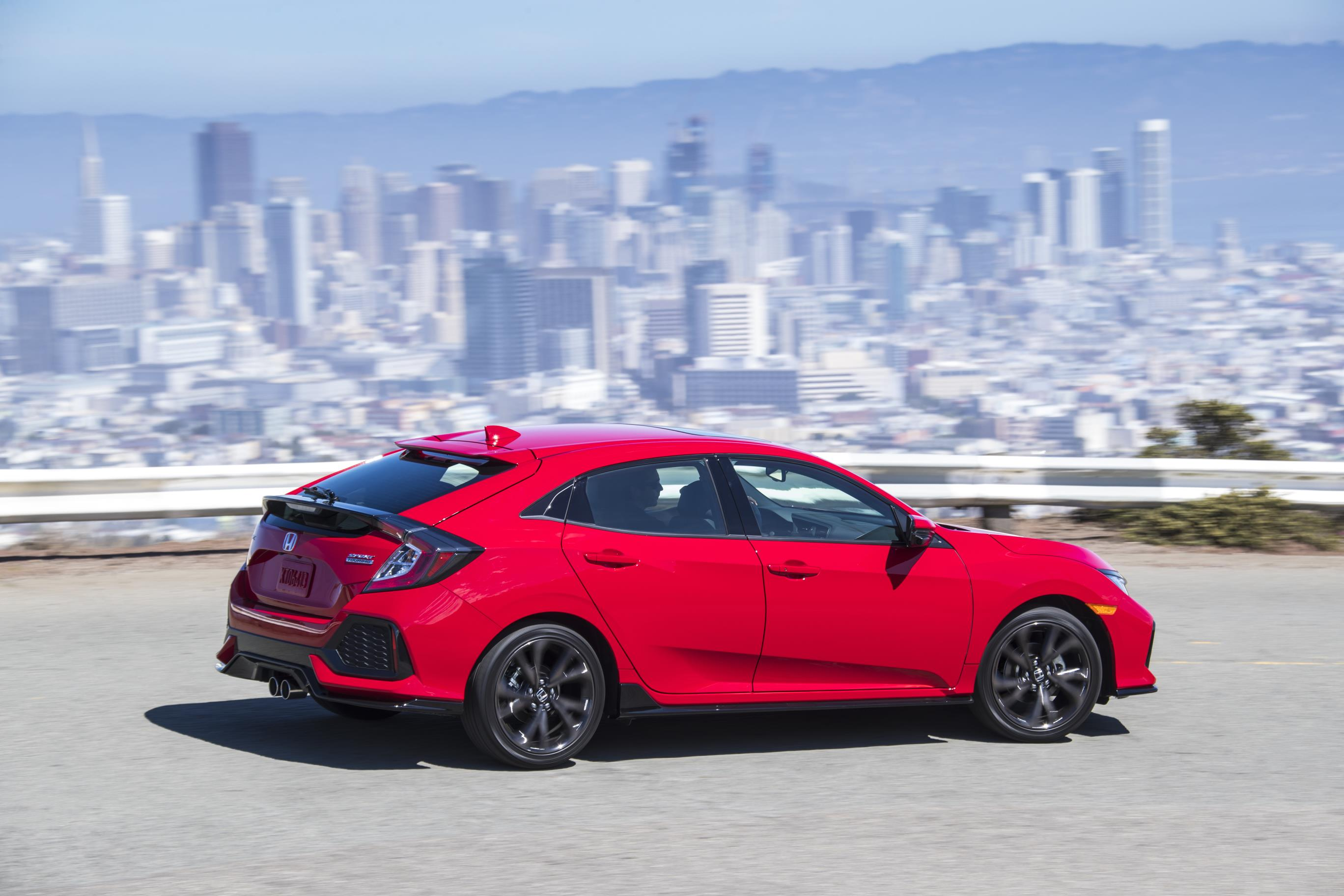 2017 honda civic hatchback arrives in america specs and