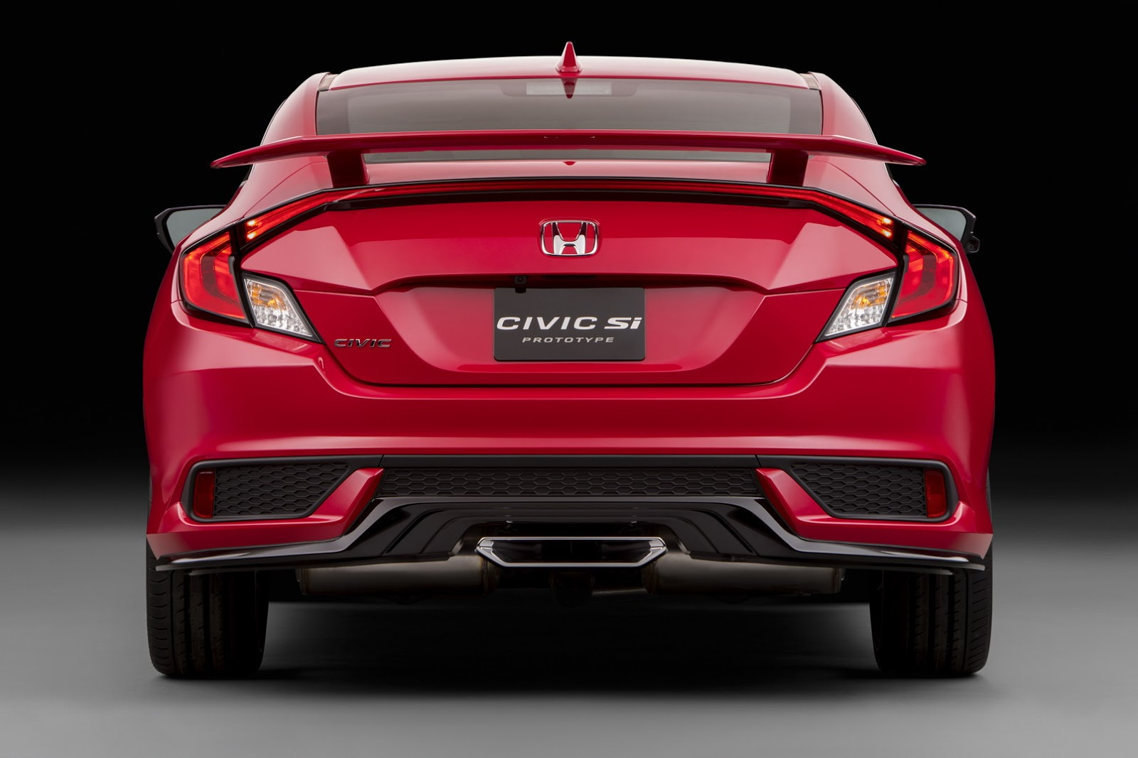 2017 Honda Civic Si Revealed With 1.5-Liter Turbo Engine - autoevolution
