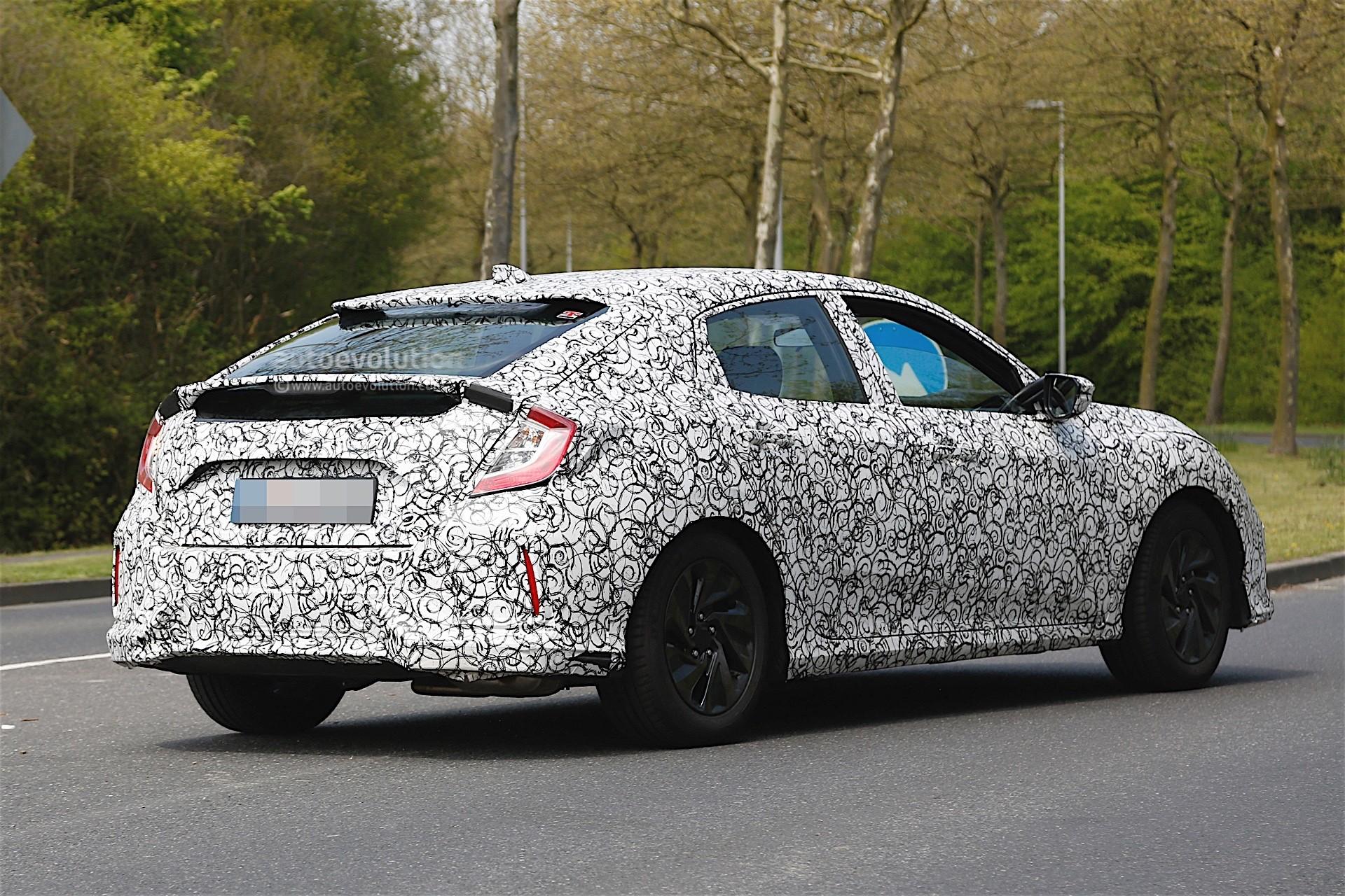 Honda Civic 2017 Hatchback Interior