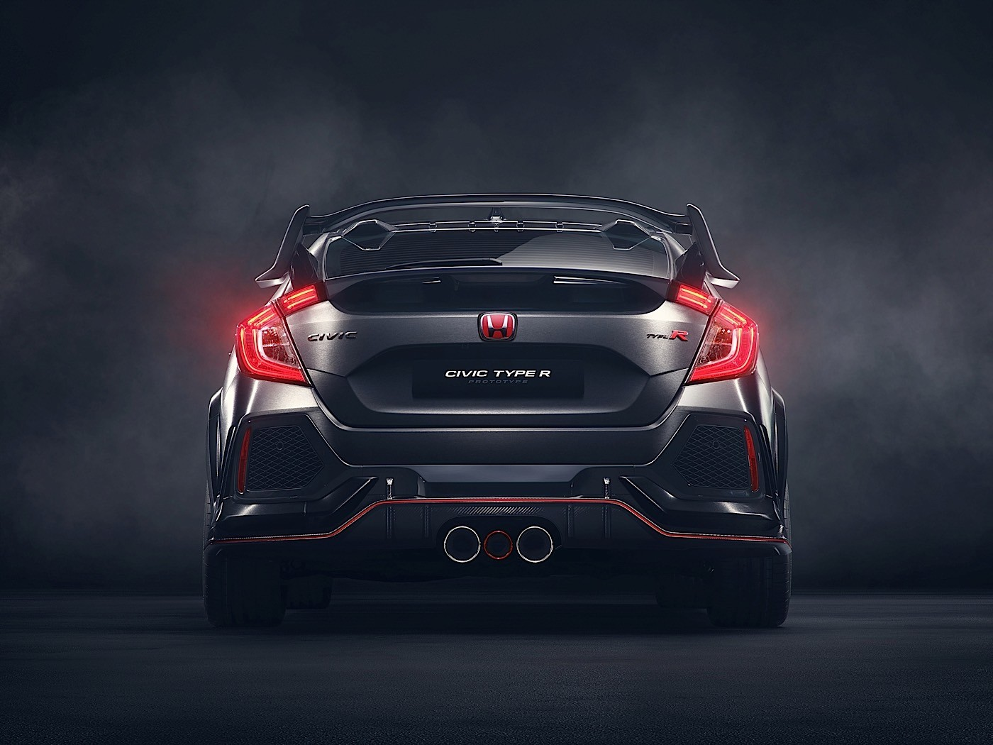 2017 Honda Civic Type R Black Edition Limited to 100 Examples - autoevolution