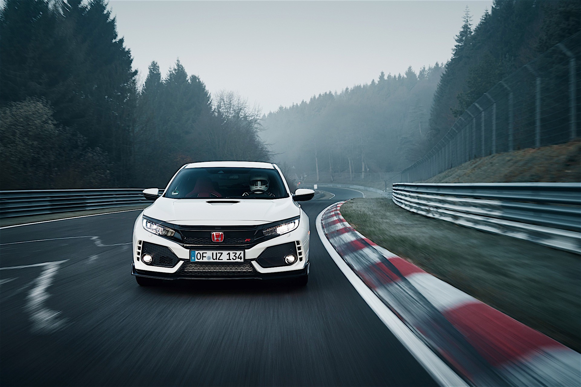 2017 Honda Civic Type R For North America Goes On Sale