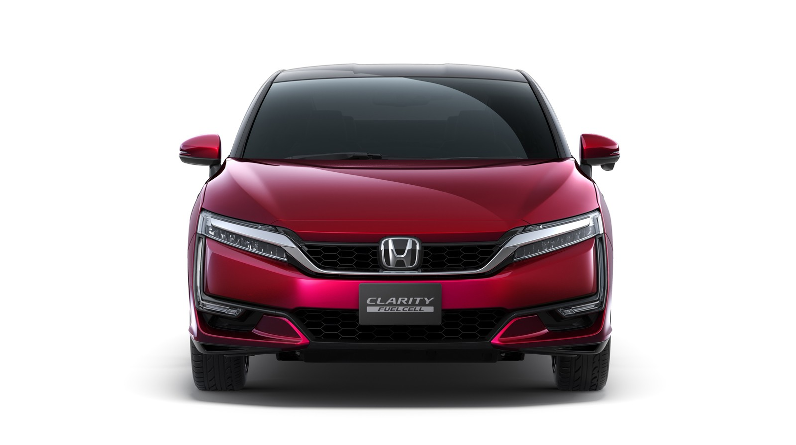 2017 honda clarity fuel cell boasts the longest range in the biz 366 miles autoevolution. Black Bedroom Furniture Sets. Home Design Ideas