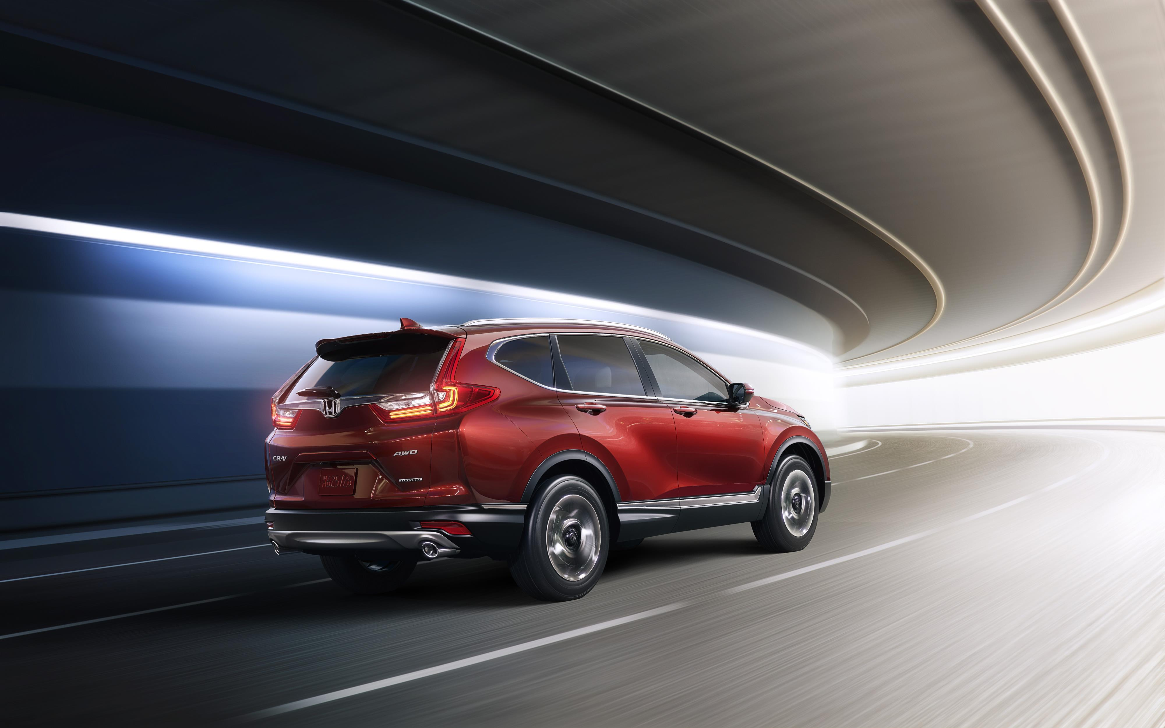 2017 Honda CR V Goes Sale Just in Time for Christmas autoevolution