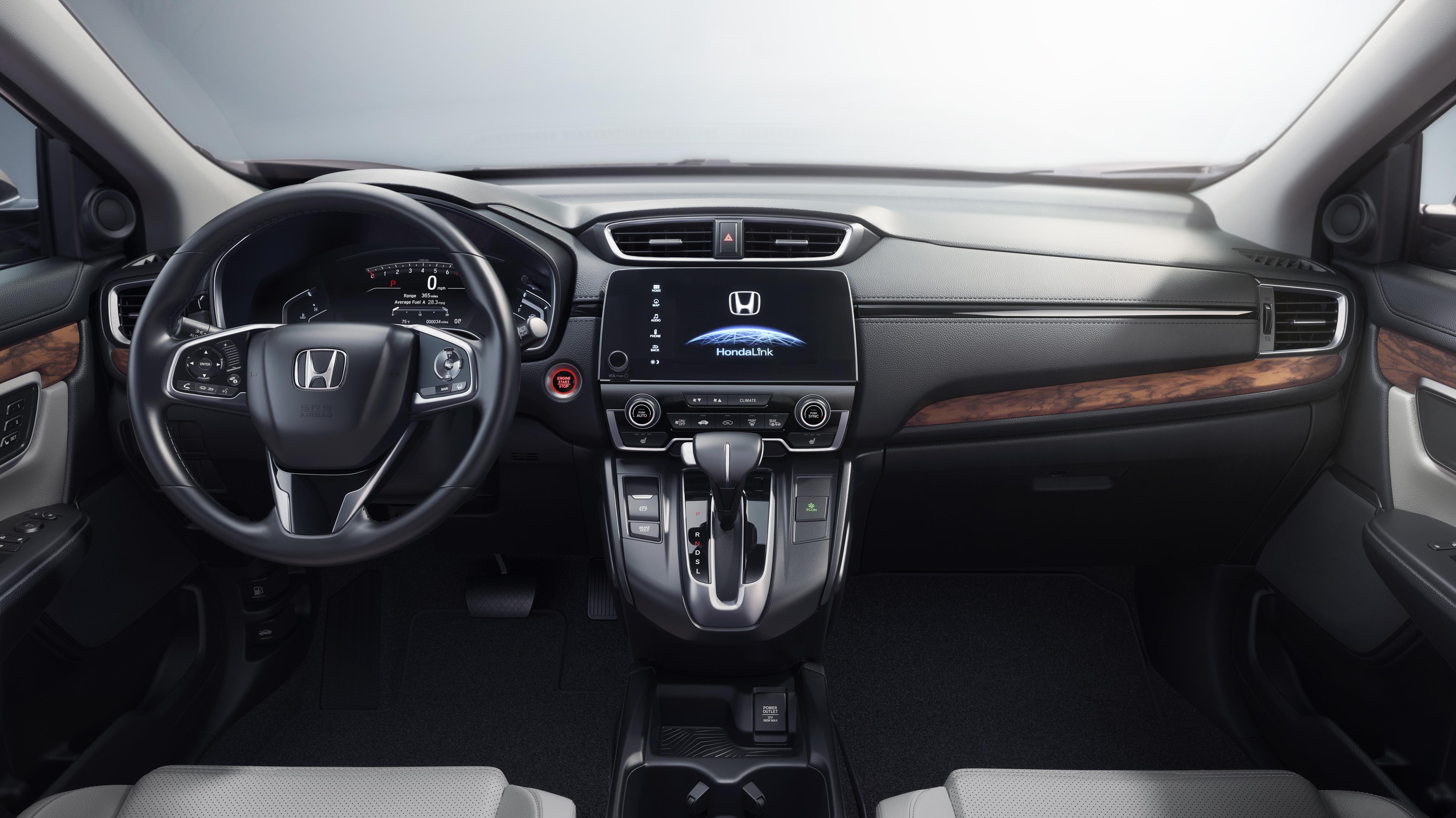... 2017 Honda CR V ...