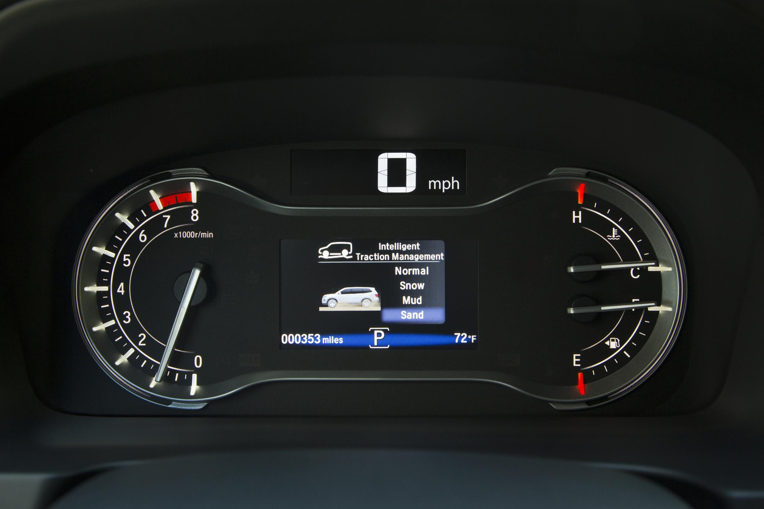 2017 Honda Pilot Adds Techy Goodies, New Interior Trim - autoevolution