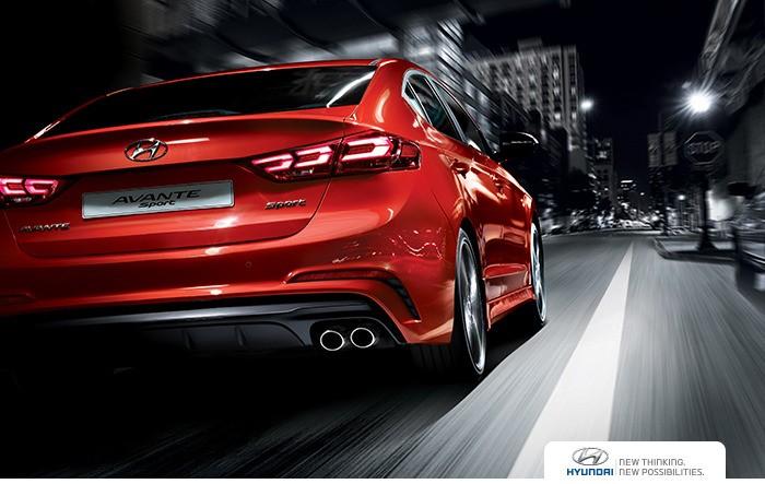 2017 Hyundai Elantra Sport Debuts In South Korea