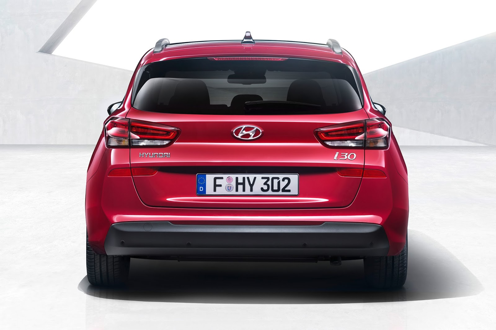 2017 hyundai i30 wagon revealed has shooting brake profile autoevolution. Black Bedroom Furniture Sets. Home Design Ideas