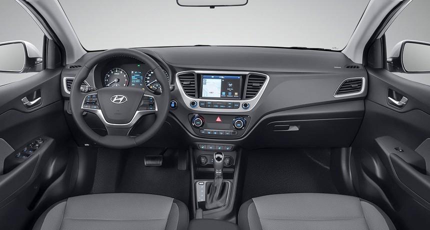 Hyundai solaris 1.4 base
