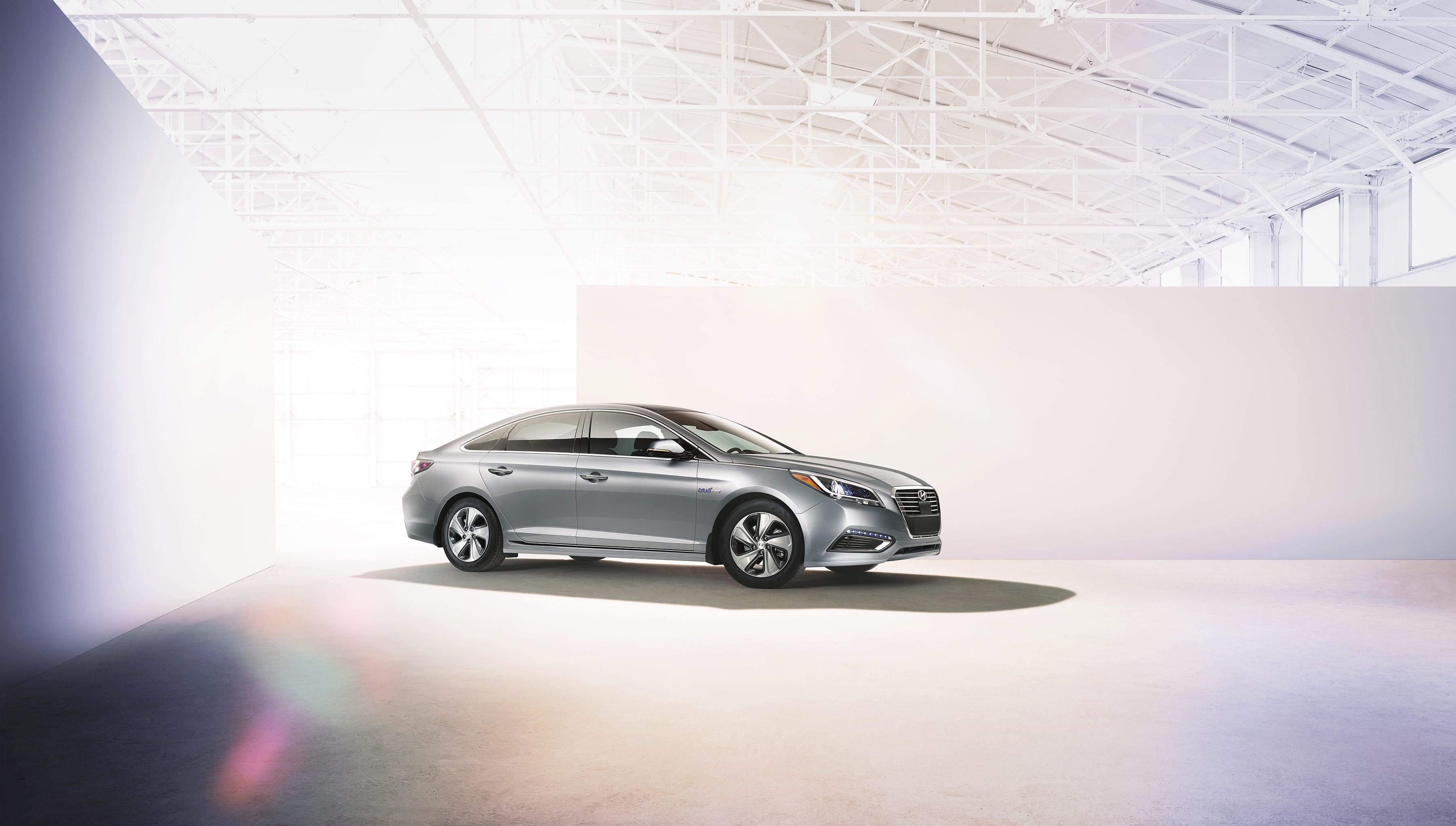 2017 Hyundai Sonata Plug In Hybrid