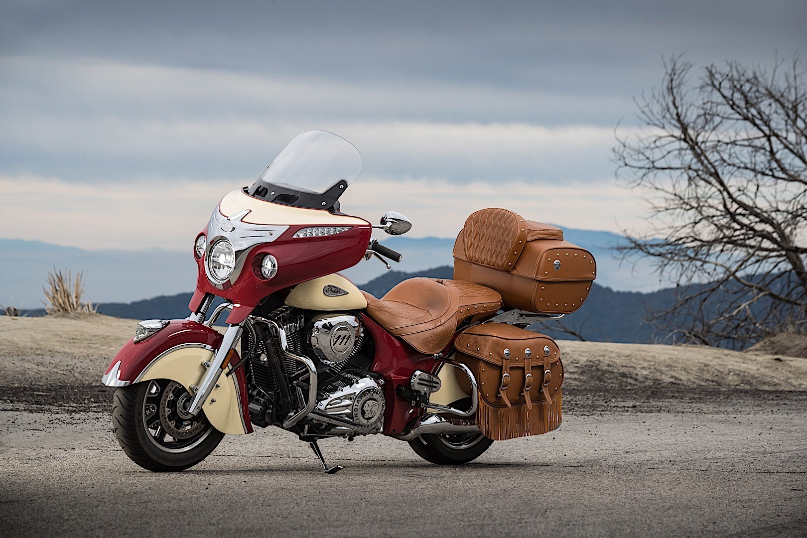 2017 Indian Roadmaster Classic Is Hitting The Market ...