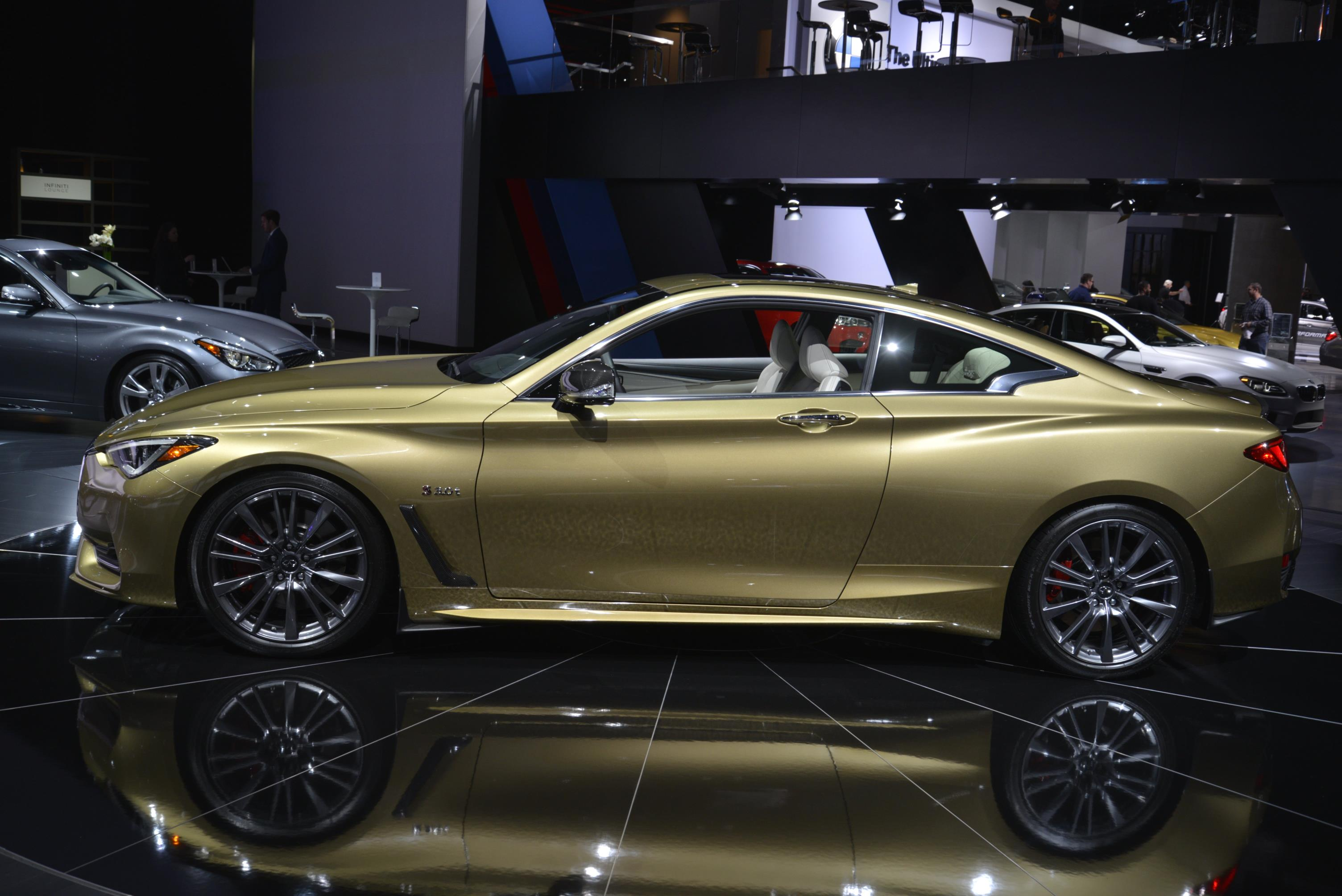 2017 Infiniti Q60 Gets Neiman Marcus Limited Edition Worth $63,000