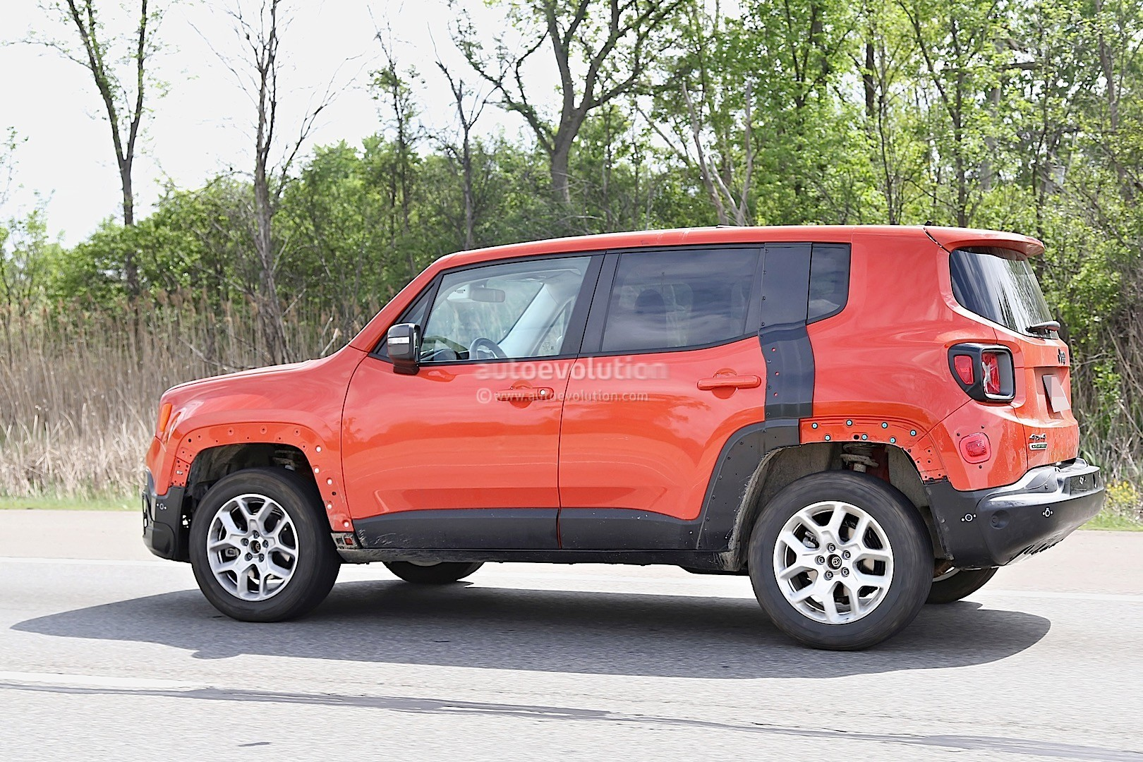 2017 jeep compass could be the jeep c suv we 39 ve been expecting autoevolution
