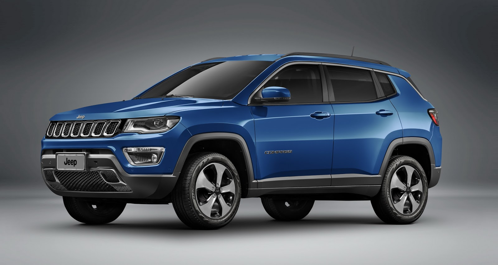 2017 jeep compass spotted in china   autoevolution