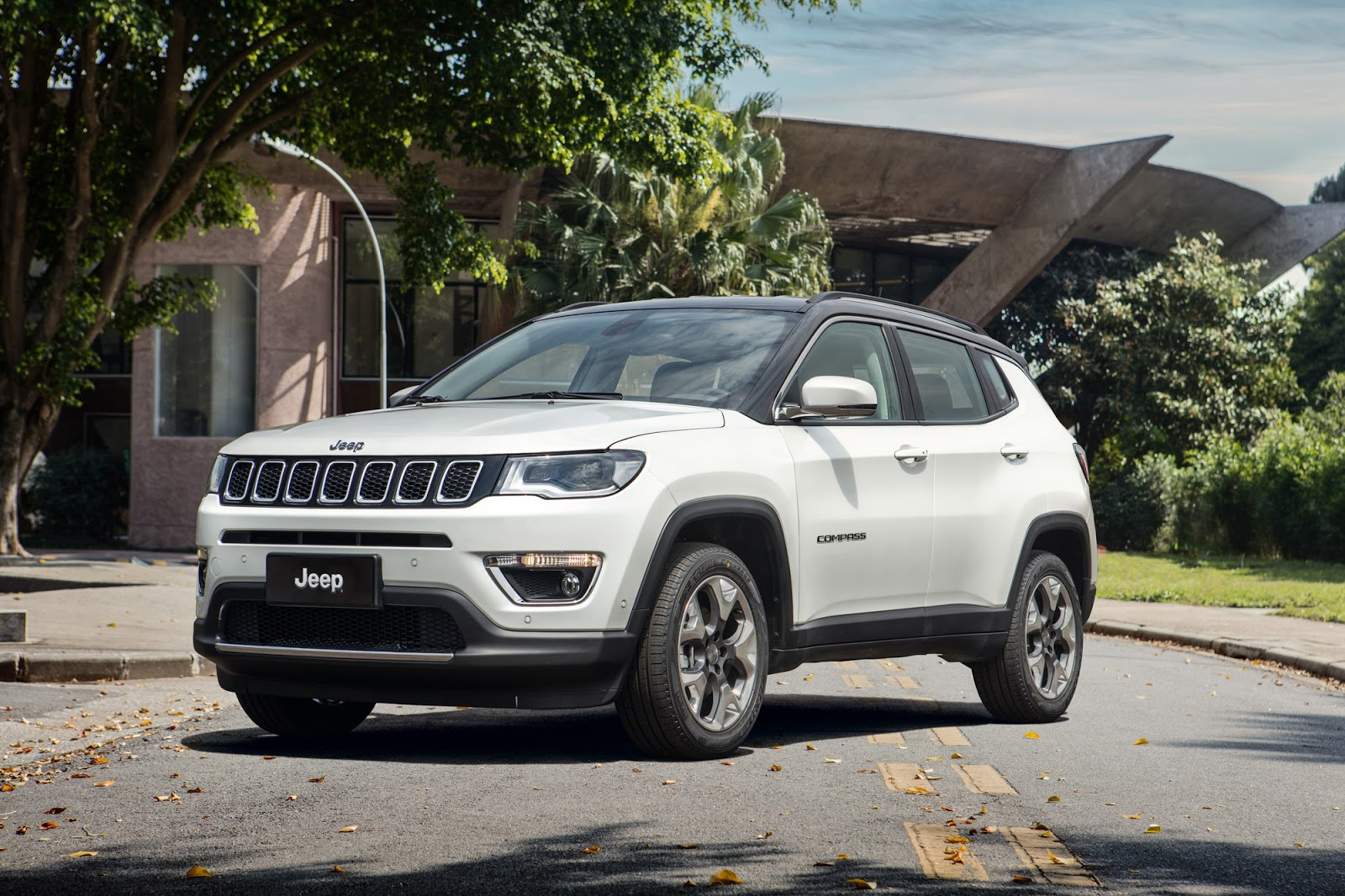 2017 Jeep Compass Priced From $20,995 In The United States