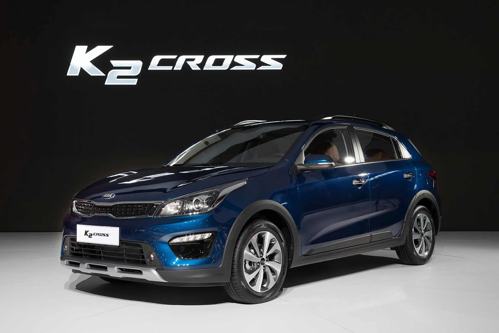 2017 kia k2 cross and pegas sedan debut in shanghai are forbidden fruit autoevolution. Black Bedroom Furniture Sets. Home Design Ideas