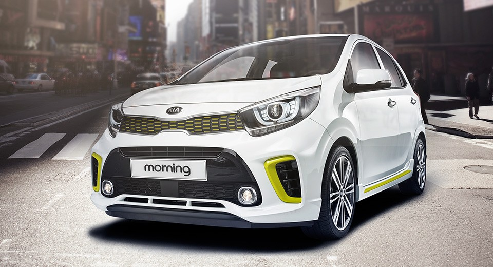 2018 Kia Rio Gt Hot Hatch Could Happen Here S The Rendering