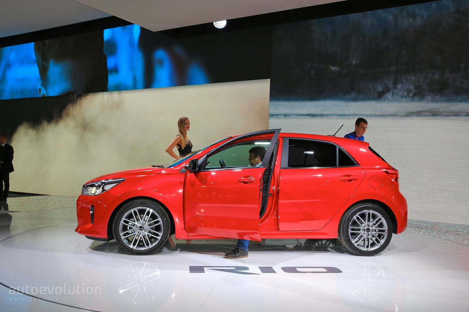 2018 Kia Rio Gt Hot Hatch Could Happen Here S The