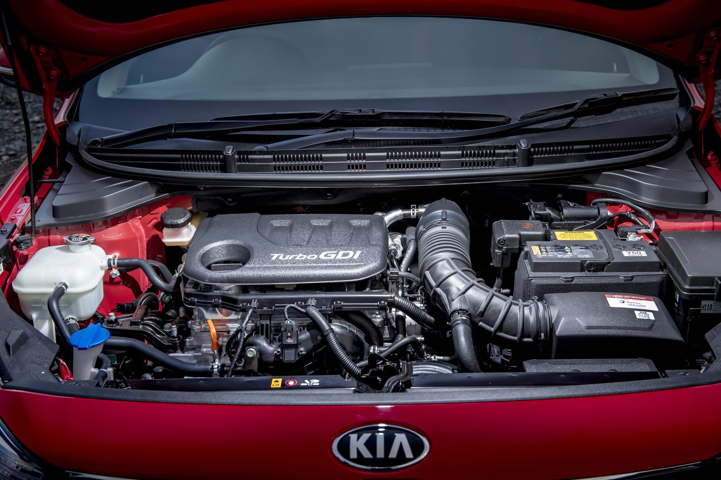 2017 Kia Rio Pricing In The Uk From 11 995 Otr Autoevolution