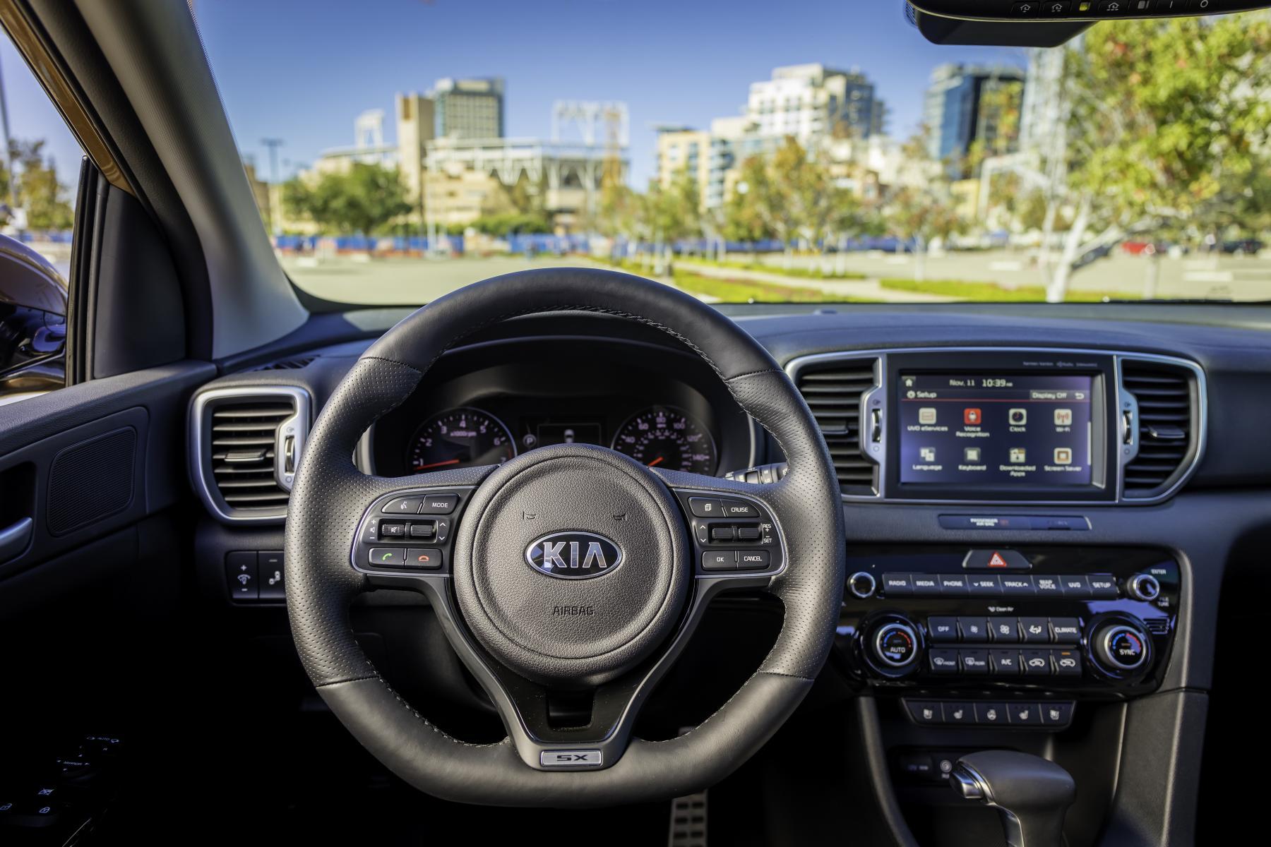 2017 kia sportage makes north american debut autoevolution