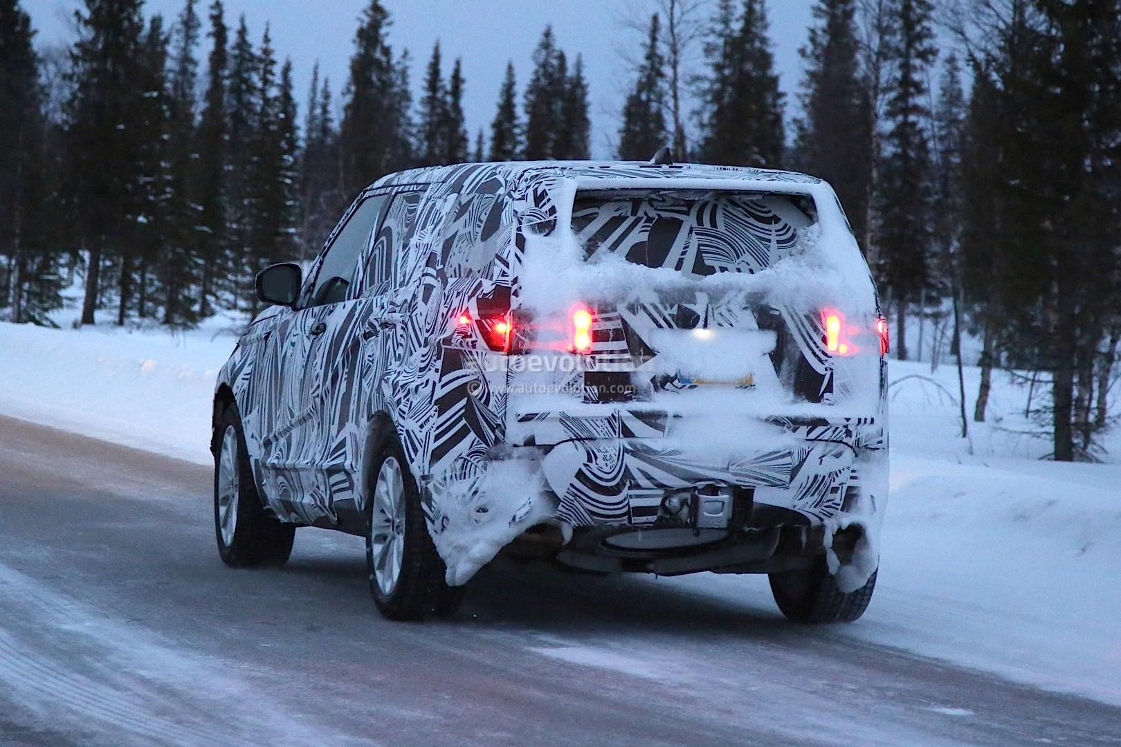 New 2017 Land Rover Discovery Spy Photo Price Rumors | 2017 - 2018
